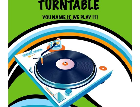 Turntables starring Jerry Brown