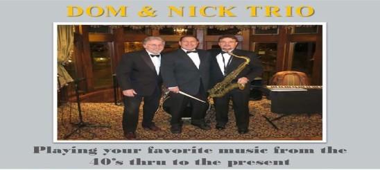 Dom & Nick Trio