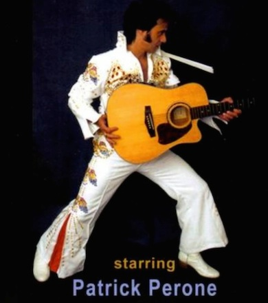 Patrick Perone- An Elvis Tribute